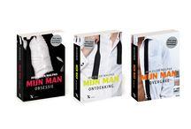 Mijn man - trilogie / De 'Mijn man'-trilogie van Jodie Ellen Malpas is een intens gepassioneerd liefdesverhaal dat lezeressen wereldwijd wild maakt. Maak kennis met Ava O'Shea en Jesse Ward.