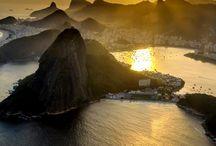 Brasile / Un paese dal sangue misto dal cuore caldo, che ha la festa dentro, insieme a quella malinconia tropicale della saudade. Fantasmagoria di colori e fantasia per un luogo che si fa gustare con tutti i sensi, variegato ed eccitante come pochi.
