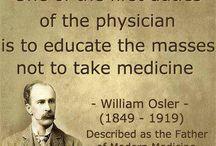 Medicina / Citacoes