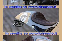 Codino monoposto caferacer frank BMW r nineT in vendita su www.luismoto.it / Codino monoposto caferacer frank BMW r nineT in vendita su www.luismoto.it
