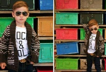 Kids Fashion / I'm in love with that funny little guys <3