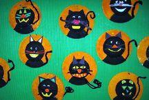 School-halloween / by Kerri LeSieur