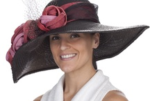 Hats  Toppers  Chapeaus / Collection of fun hat styles / by Renee Cidell