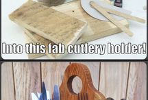 Fun recycling projects