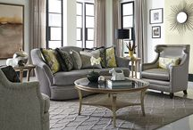 Living Room Furniture: Kick Back and Relax / A.R.T. Furniture Living Room Collections.