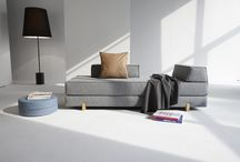 DAYBEDS / Adjustable daybeds allowing to fit in multiple spaces, such as the living room, office, bedroom, or guest room.