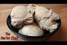 Еда Десерты Мороженное