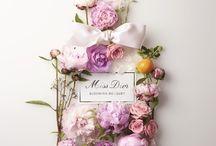 flowers + perfume