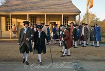 Travel Back in Time / Watch history come to life, as 18th century life is recreated. / by Colonial Williamsburg