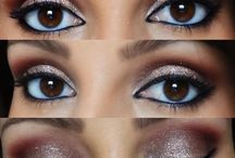 Make-up / by Stephanie Arnett
