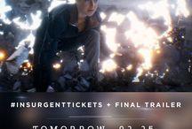 The Divergent Obsession / Divergent, insurgent,