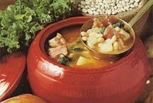 Recetas: sopas,arroz,legumbres / by Marga Choclan Vazquez