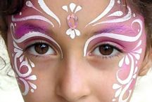 Maquillage princesse orientale