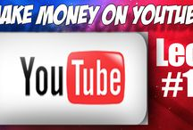 Make Money / in this board you can learn that How to make money online at the home or any where.First of all i will show you that How to make money from YouTube,so lets Start Watch this Videos..!