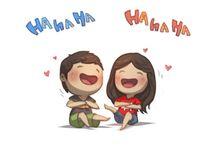 ☑H & J love story❤