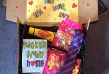 Missionary packages / by Lori Navarro