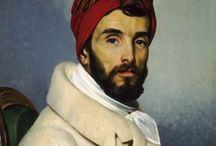 men's portraits 1830s