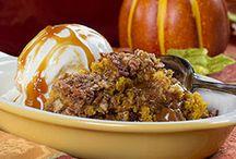 Recipe for pumpkin pecan cobble