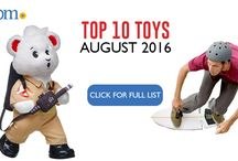 Top 10 Toys Each Month! / We give you the Top 10 Toys every month on ttpm! We gathered all our viewers favorite of the month and give you the best to make shopping for toys easy!