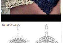 Corpiños crochet