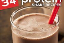 Healthy drinks / protein shakes fruit smoothies etc / by Madison Reeser