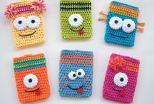 Wallets, cozies,bags