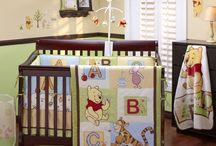 Baby! Nursery | Pooh Bear / by Gabrielle Ann