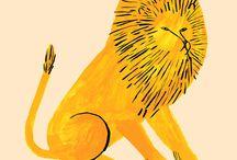 Картинки со львом