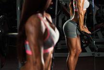 Gym photoshoot