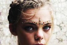 Face Jewels !