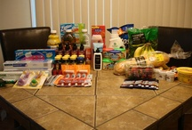 couponing / by Erin Zinke