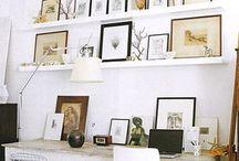 Home Office / Home office ideas, home office design, home office organization, home office decor.