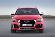 AUDI RS Q3 / AUDI RS Q3 Performance to nowy, topowy model Audi o jeszcze większej mocy oraz z ekskluzywnym wyposażeniem.  Wielokrotnie nagradzany pięciocylindrowy silnik o mocy 270 kW (367 KM) daje kopa, o którym każdy kierowca marzy. #Audi #AudiPerformance #Cars #FastCars #PoznanKrancowa Dowiedz się więcej na: http://franowo.audipoznan.pl/