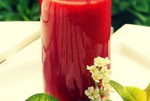 Sweet healthy juices