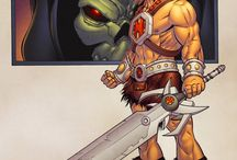 Cartoons - Masters of the Universe