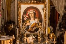 Religious Shrines in Palermo, Sicily / These shrines seem to be on every corner in Palermo.