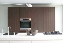 Acheo Delft Showroom / Compacte keuken-opstelling