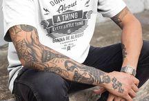 Dainty Men's T-Shirts