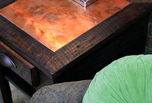 Repurposed-Refinished Furniture / by Marcy Parrish