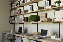 H bureau-desk
