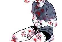 Gore & blood