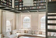 Kartanon kirjasto!