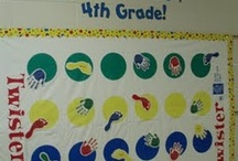 Bulletin Board Ideas   / by Jaclyn Ann