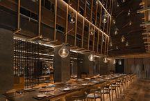 Korean style restaurant