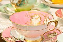 Tea cup n friends