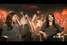 Strong Latinas on Machete
