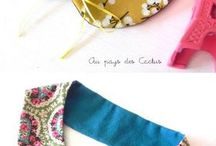 Borden van blouse