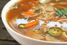 Vegan soup / by Terrie Barnes