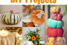 Fall/Halloween Crafts & Decor / Look no further for creative, lovely, and fun ideas for #Fall and #Halloween decor and crafts! / by Laura Kiernan {JourneyChic.com}