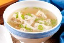 soupe ( won ton )